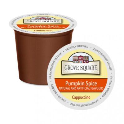 Grove Square Pumpkin Spice Single Serve Cappuccino