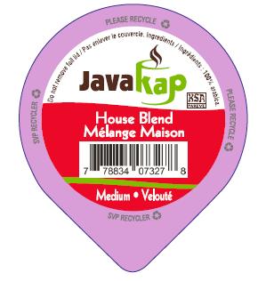 Java Kap House Blend
