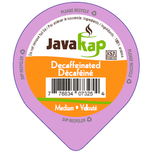 Java Kap Decaffeinated