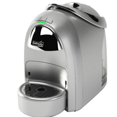 Caffitaly S18 Ambra Silver