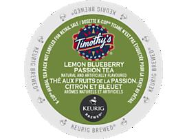 Timothy's® Lemon Blueberry Passion Tea