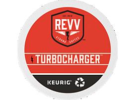 REVV® –  REVV™ TURBOCHARGER™ Coffee – Dark Roast