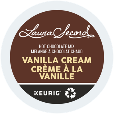 LAURA SECORD – Hot Chocolate Mix Vanilla Cream