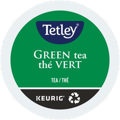 Tetley Tea – Thé vert