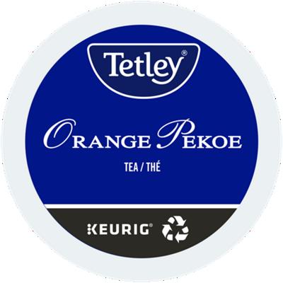 Tetley Tea – Thé orange pekoe