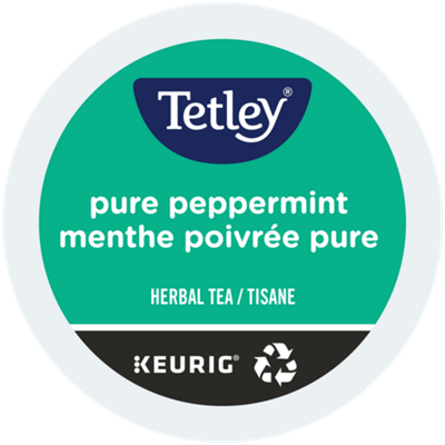 Tetley Tea – Pure Peppermint Tea