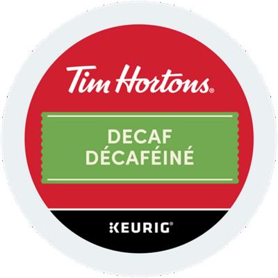 Tim Hortons® – Decaf