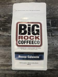 Big Rock, Rocca Calascio – Espresso