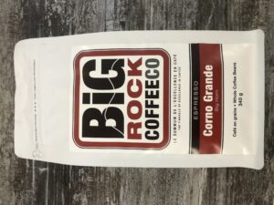 Big Rock, Corno Grande – Espresso