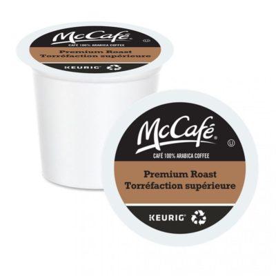 McCafé – PREMIUM ROAST