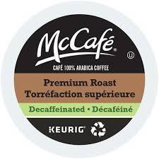 McCafé – PREMIUM ROAST DECAF